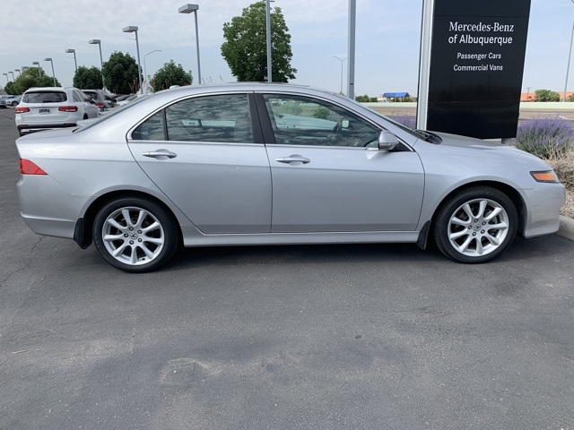 Pre-Owned 2006 Acura TSX Base