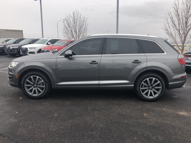Pre-Owned 2017 Audi Q7 3.0 TDI Premium Plus