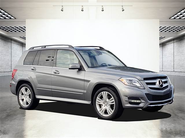 Pre Owned 2014 Mercedes Benz GLK GLK 250