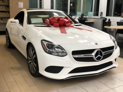 Pre-Owned 2018 Mercedes-Benz SLC SLC 300