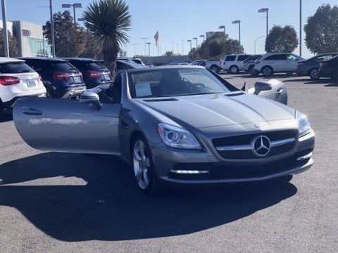Pre-Owned 2012 Mercedes-Benz SLK SLK 350